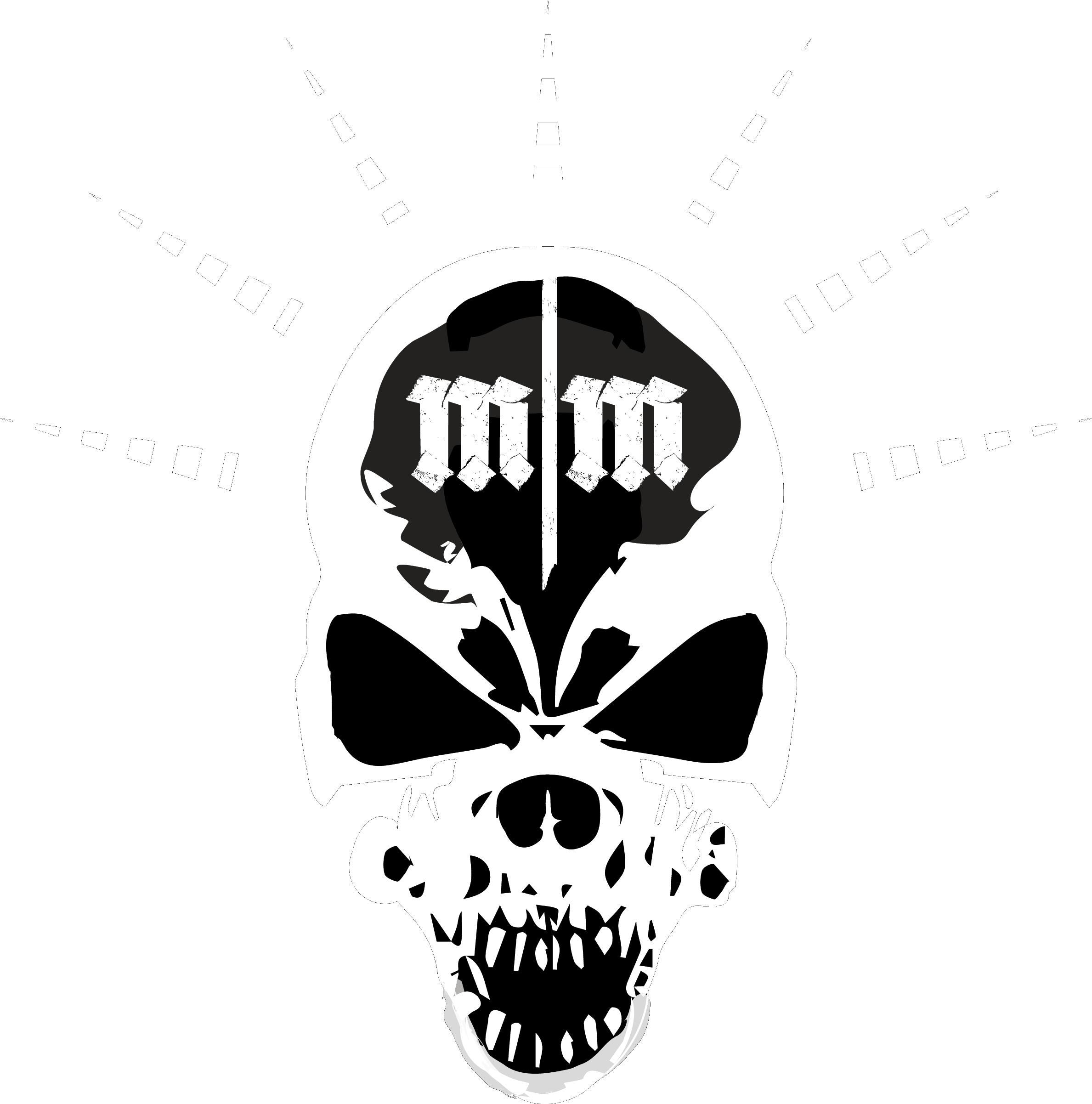 Metal Mastermind Logo - light