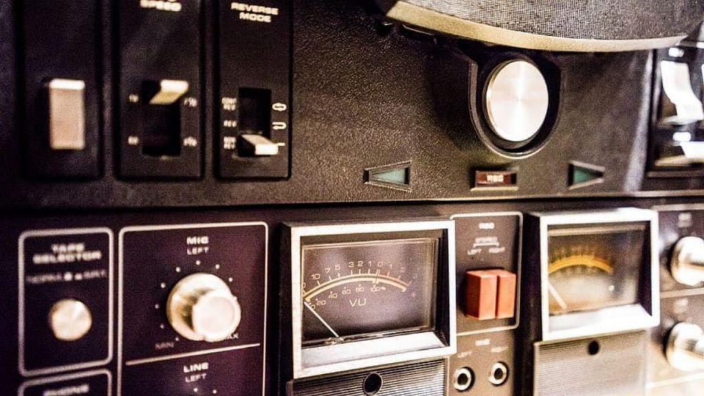 vintage vs modern recording methods