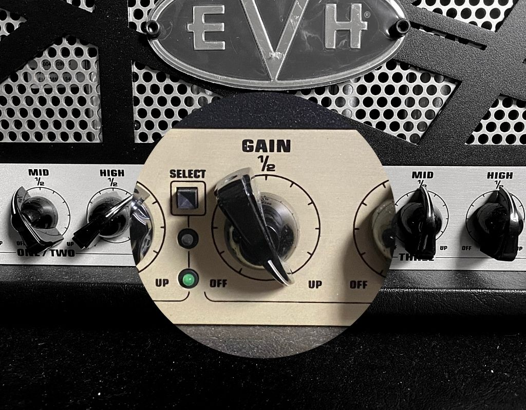 too much gain - real amp metal tone