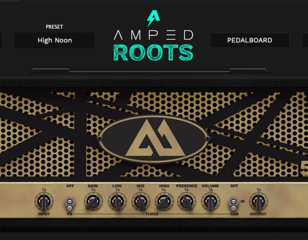 Amped Roots metal amp sim free