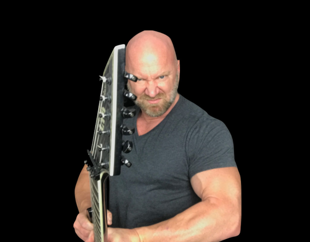Jason Stallworth Metal Riff Master